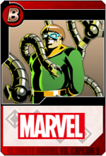 Otto Octavius (Earth-30847) from Ultimate Marvel vs. Capcom 3