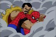 Peter Parker & Sergei Kravinoff (Earth-92131)