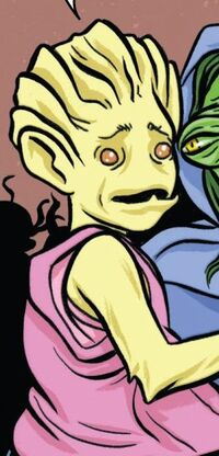 Quibby (Earth-616) from Silver Surfer Vol 7 8 001
