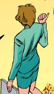 Sally (Daily Bugle) (Earth-616) from Captain America Annual Vol 1 1999 0001