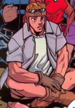 Samuel Guthrie (Earth-2301) from X-Men Ronin Vol 1 5 0001
