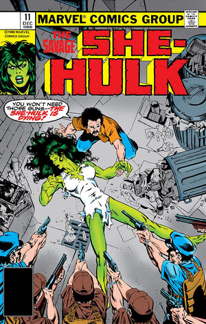 Savage She-Hulk Vol 1 11