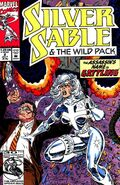 Silver Sable and the Wild Pack Vol 1 2