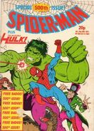 Spider-Man (UK) Vol 1 500