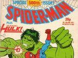 Spider-Man (UK) Vol 1 500