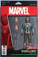 Star-Lord Vol 2 1 Action Figure Variant