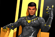 T'Challa (Earth-TRN562) from Marvel Avengers Academy 004