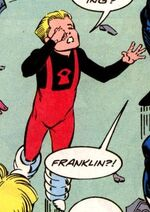 Tattletale (Franklin Richards Construct) (Earth-616) from Fantastic Force Vol 1 9