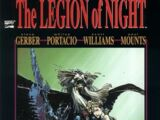 The Legion of Night Vol 1 1