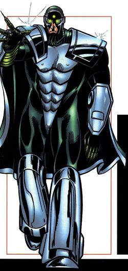 Tito Mendez (Earth-616) from All-New Official Handbook of the Marvel Universe A to Z Vol 1 1 0001