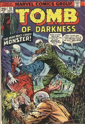 Tomb of Darkness Vol 1 10