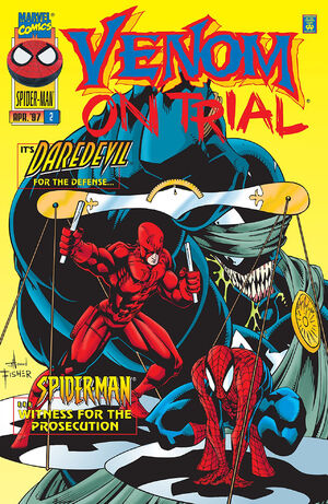 Venom on Trial Vol 1 2