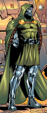 Victor von Doom (Earth-982) from Fantastic Five Vol 2 4 0001