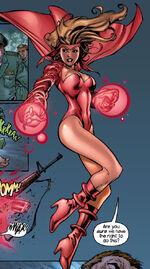 Wanda Lensherr (Earth-1610) from Ultimate X-Men Vol 1 ½ 0001