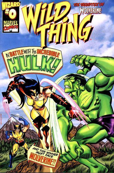 wild thing vol 1 0 marvel database fandom powered by wikia