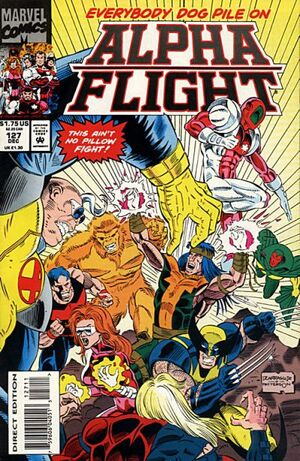 Alpha Flight Vol 1 127