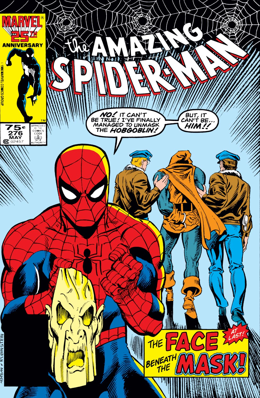 Amazing Spider-Man Vol 1 276   Marvel Database   FANDOM ...
