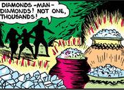 Amazon Diamond Cave from Marvel Comics Vol 1 1 0001
