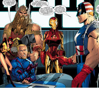 Avengers (Earth-4162) from Exiles Vol 1 52 0001