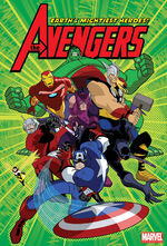 Avengers Earths Mightiest Heroes Poster