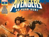 Avengers No Road Home Vol 1 6