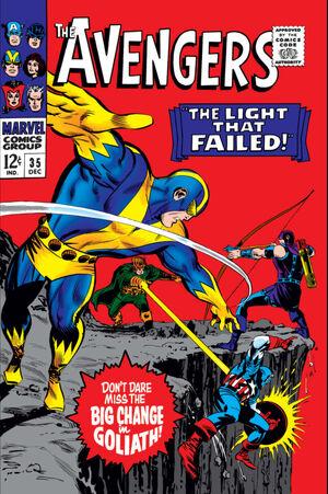 Avengers Vol 1 35