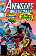 Avengers West Coast Vol 1 70