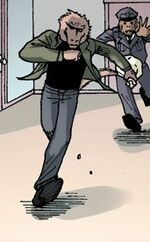 Burglar (Earth-95019) from Marvel Apes Amazing Spider-Monkey Special Vol 1 1