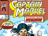 Captain Marvel Vol 2 1