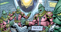 Celestial Order (Earth-616) from Marvel Universe The End Vol 1 4