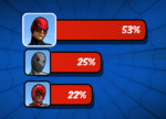 Community Vote -5 Spider-Man Unlimited (video game)