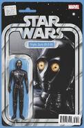 Darth Vader Vol 1 24 Action Figure Variant