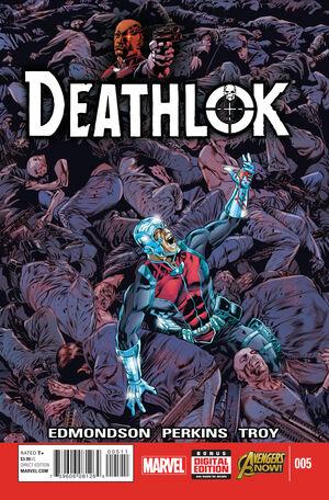 Deathlok Vol 5 5