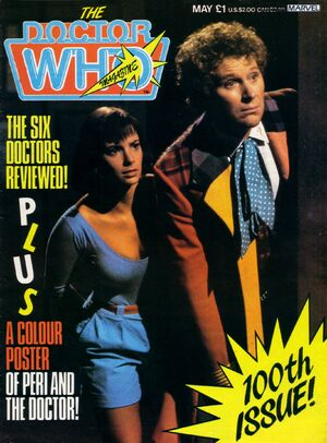 Doctor Who Magazine Vol 1 100