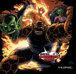 Fantastic Four (Skrull Zombies) (Earth-2149) from Black Panther Vol 4 29 001