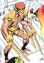 Ferro (Earth-TRN299) from Excalibur Special Edition Vol 1 1 0001