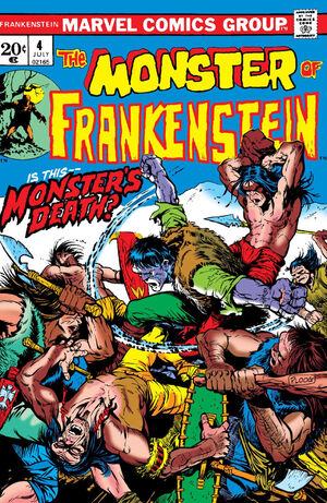 Frankenstein Vol 1 4