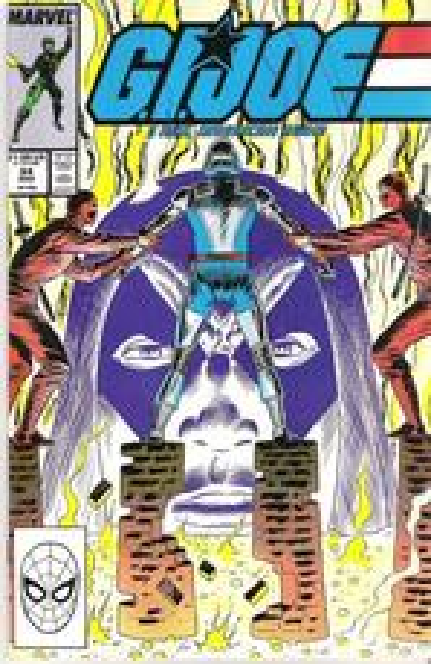 G.I. Joe A Real American Hero Vol 1 84