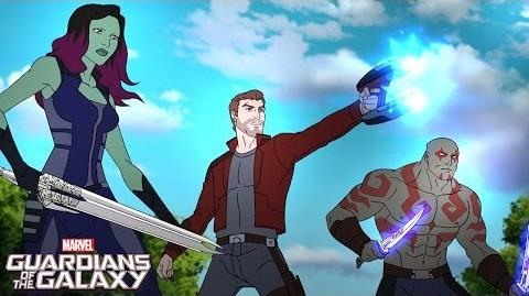 Marvel's Guardians of the Galaxy Shorts