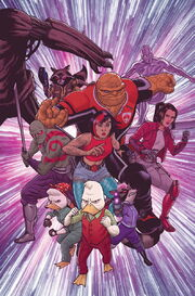 Howard the Duck Vol 6 5 Textless
