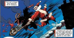 Krampus (Earth-616) from Power Man and Iron Fist Sweet Christmas Annual Vol 1 1 002