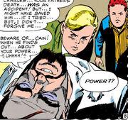 Kurt Marko (Earth-616), Cain Marko (Earth-616) and Charles Xavier (Earth-616) from X-Men Vol 1 12 0001