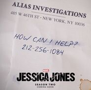 Marvel's Jessica Jones poster 005