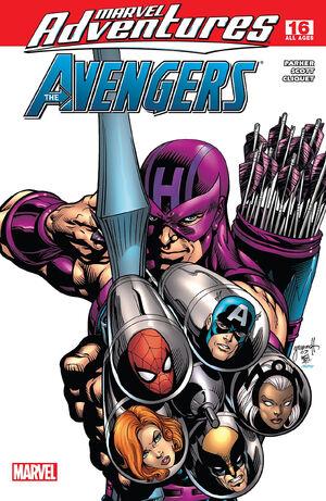 Marvel Adventures The Avengers Vol 1 16