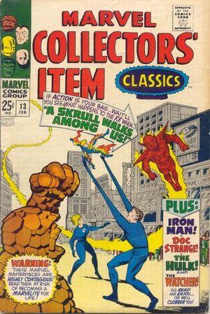 Marvel Collectors' Item Classics Vol 1 13