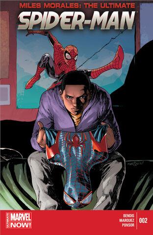 File:Miles Morales Ultimate Spider-Man Vol 1 2.jpg