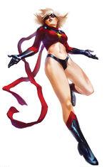Ms. Marvel Vol 2 45 Djurdjevic Variant Textless