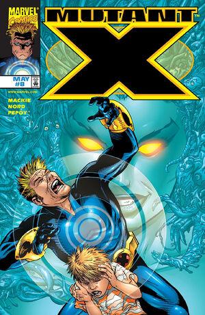 Mutant X Vol 1 8