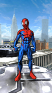 Peter Parker (Earth-TRN468) from Spider-Man Unlimited (video game)