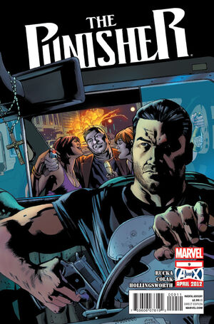 Punisher Vol 9 9